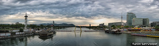 Donau City Panorama | by servalpe