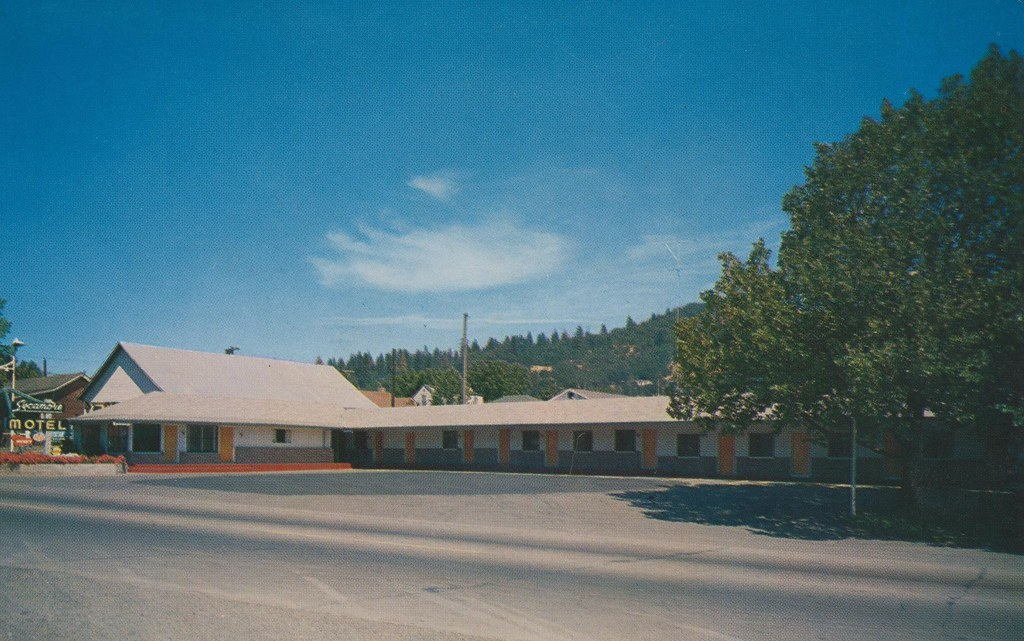 Sycamore Motel - Roseburg, Oregon