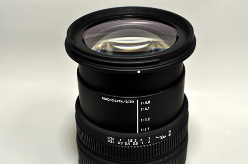 SIGMA 17-70mm F2.8-4 DC MACRO OS HSM ( Zoom Lenses ) | by schaft9