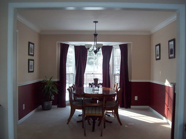 dining room with bay window flickr photo sharing