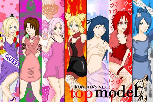 Konohas next top model   The 7 deadly sins Ino-Pride TenT