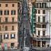 Piazza di Spagna e via dei Condotti - Roma, Italia / Rome, Italy - 2010