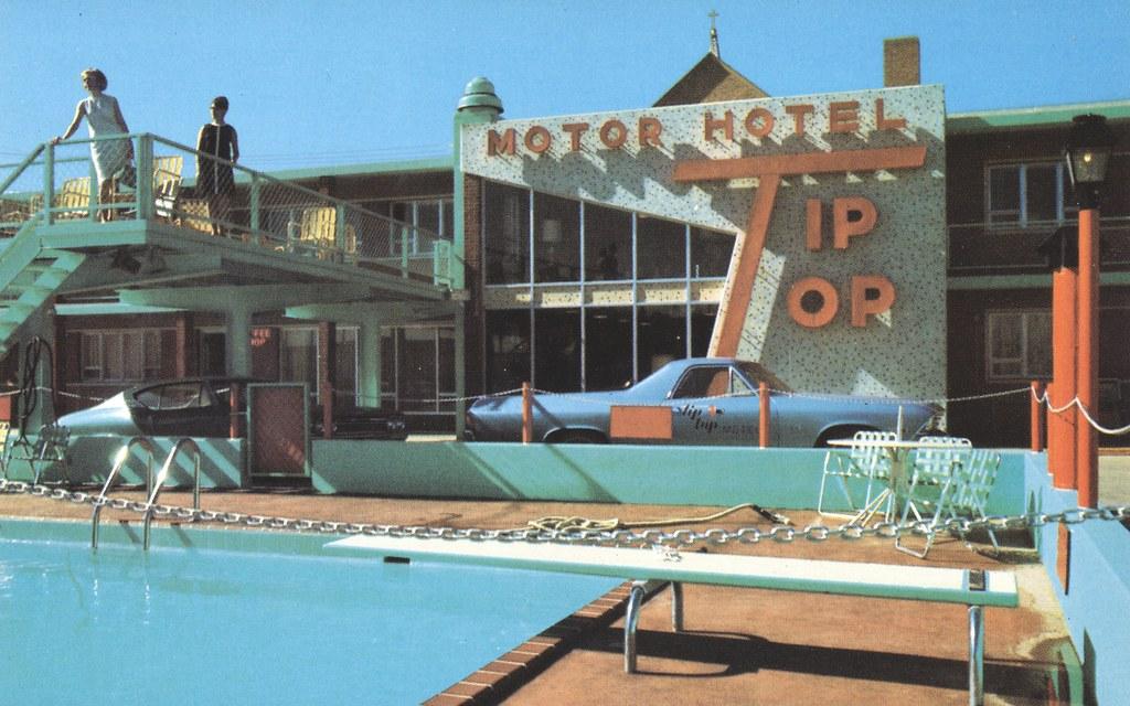 Tip top motor hotel rapid city south dakota 405 st for Free room at motor city casino