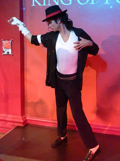 Michael Jackson - Madame Tussaud's, London | by sarahknights