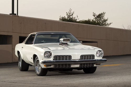 1973 Oldsmobile Cutlas...