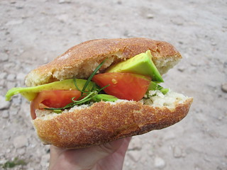 Boat Sandwich | by veganbackpacker
