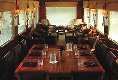 Blue Train (South Africa) - Observation Conference | by Train Chartering & Private Rail Cars