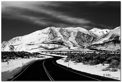 Road to White Mountains | by photofool