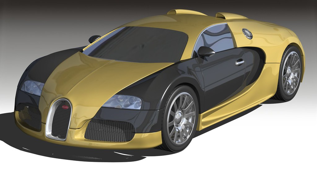 bugatti veyron blender 3d the bugatti veyron eb 16 4. Black Bedroom Furniture Sets. Home Design Ideas