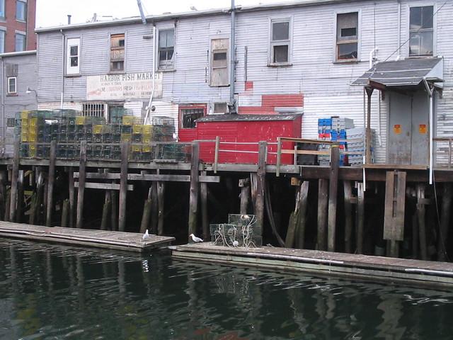around the docks coastal maine portland the water side o flickr. Black Bedroom Furniture Sets. Home Design Ideas
