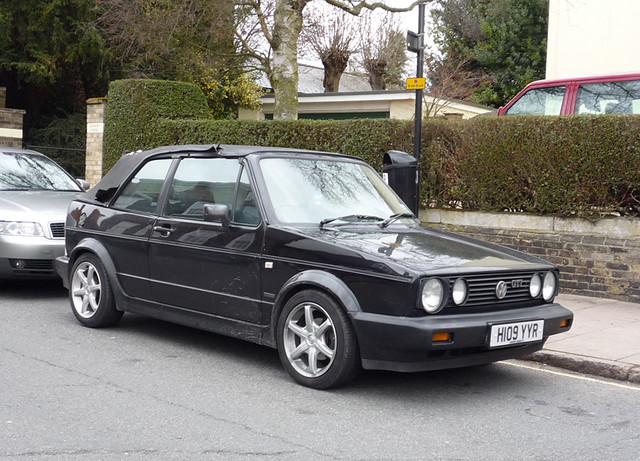1991 vw golf gti cabriolet another weekend another. Black Bedroom Furniture Sets. Home Design Ideas