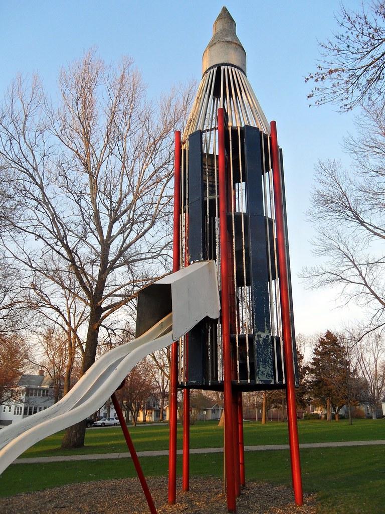 Rocket Slide Rocket Slide Hudson City