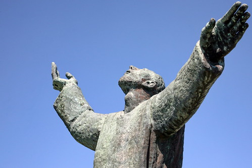 Father Lopez Statue | by cliff1066™
