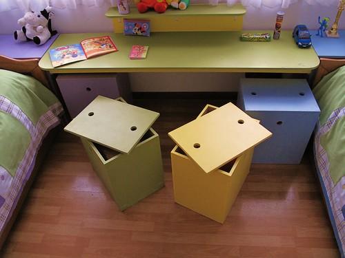 Cajones guarda juguetes qui n no necesita espacio extra - Cajones guarda juguetes ...
