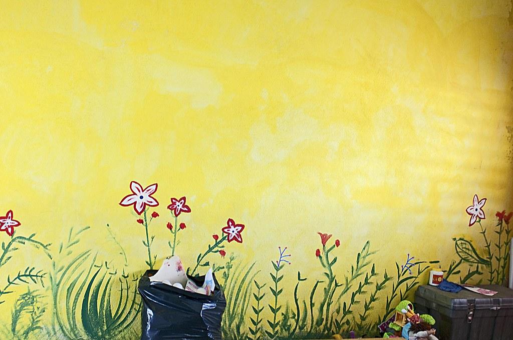 Mural Room White House