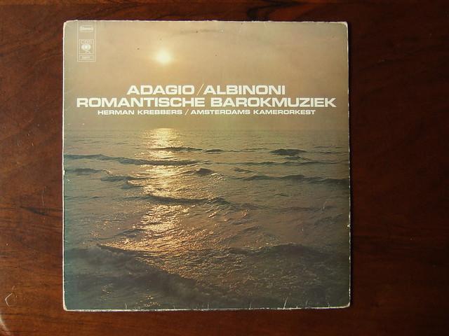 Albinoni adagio romantische barokmuziek herman krebber for Adagio amsterdam