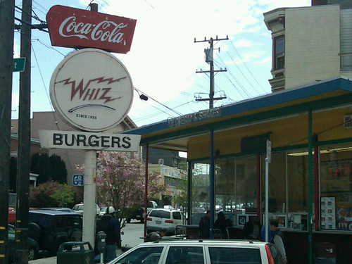 Whiz Burger | by Mumflwr