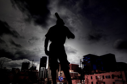Branch Rickey Statue | by TVGuy