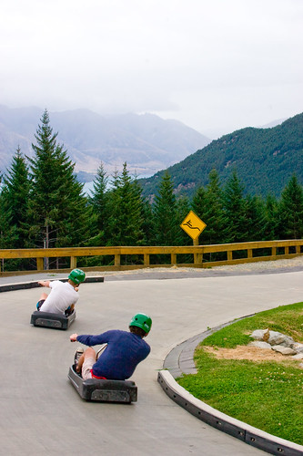 Skyline Luge | by mezzoblue