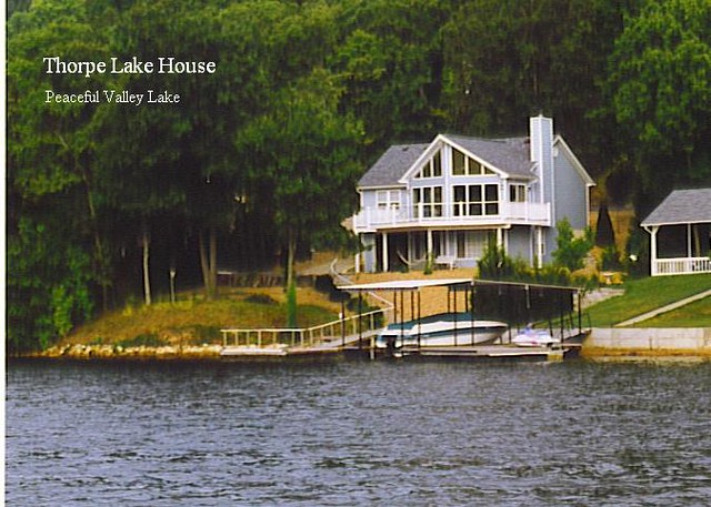 Mark Thorpe 39 Slake House Peaceful Valley Lake Owensville