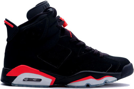 060bb8b235b3 ... Air Jordan VI (6) Retro Black Varsity Red