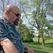 Michael, Pioneers Park, May, 2010