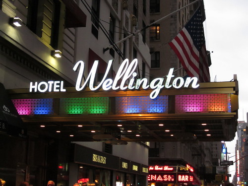 Wellington Hotel New York Phone Number