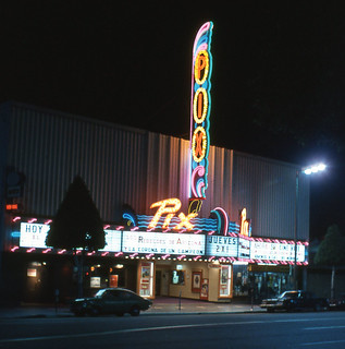 Pix Theater, Hollywood | by Terry Guy