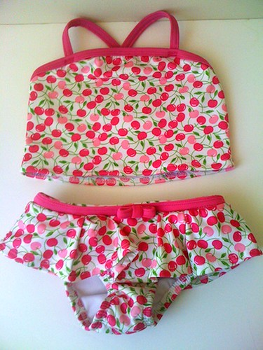 Swim suite done | by Sew Spoiled