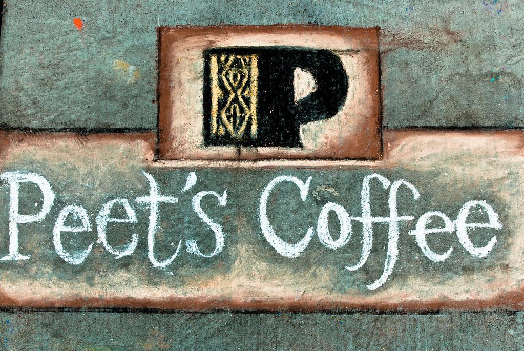 Peet S Coffee Food Menu
