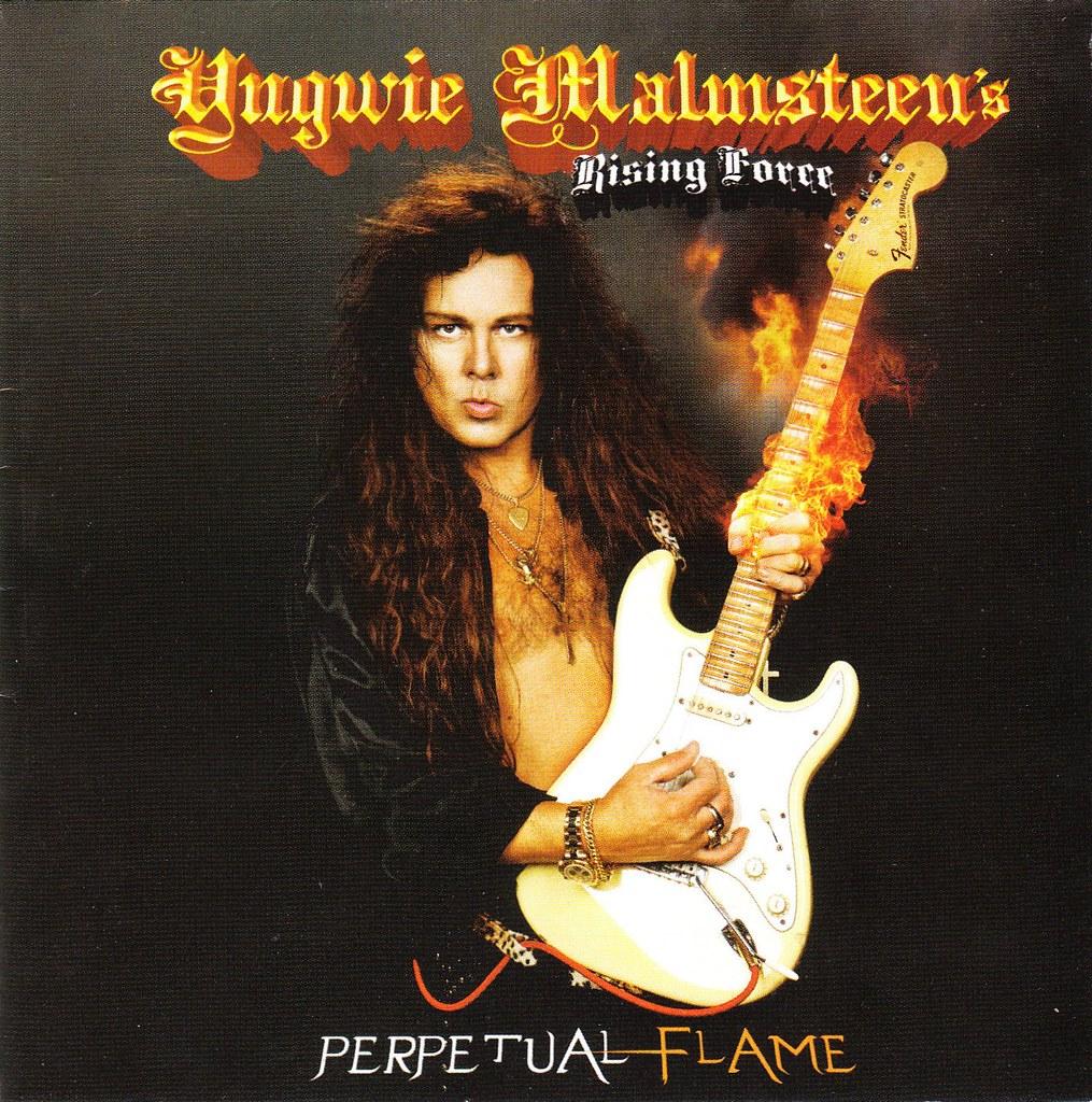 Yngwie Malmsteen - Perpetual Flame | Maor Appelbaum | Flickr