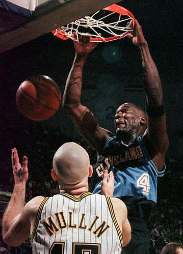 Shawn Kemp | by Cavs History