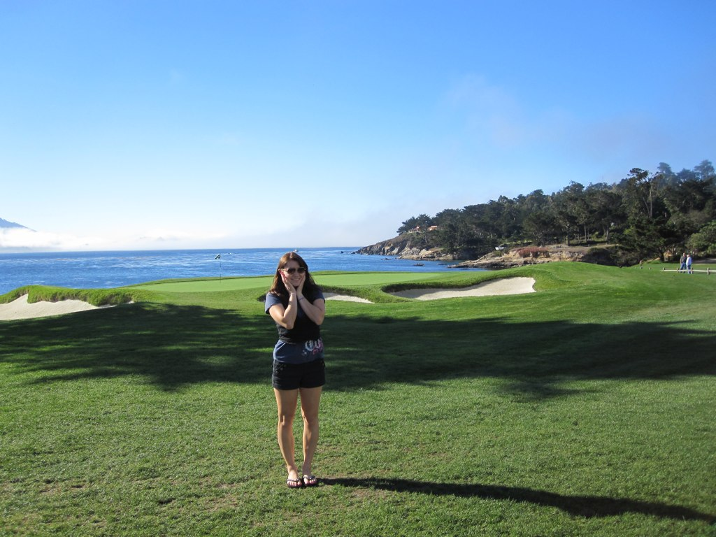 Pebble Beach Golf Courses Pebble Beach Golf Course
