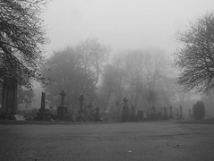 The Cemetery by The Chairman 8