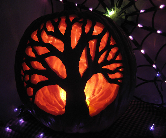 Tree Of Life Jack O Lantern Flickr Photo Sharing