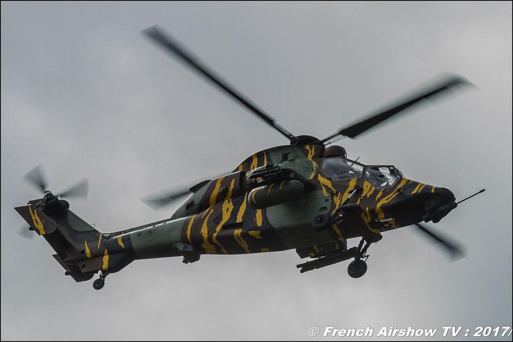 EC665 Tigre HAP , 5 RHC (ALAT) , Nato Tiger Meet landivisiau 2017 , NTM2017 ,Spottersday Nato Tigers , Harde to be humble , bretagne