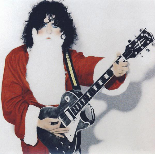 Marc Bolan As Father Christmas 1973 Would You Allow