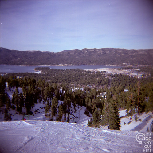 Big Bear Holga 07 | by TooSunnyOutHere