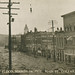 Great Flood, Main Street, March 1, 1910 - Colfax, Washington