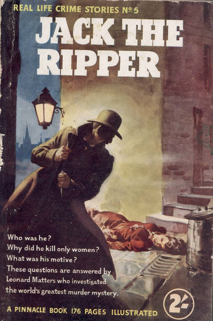 an analysis of the killings of jack the ripper Ripper crimes have always inspired linkage analysis jack the ripper is in the news, identified as devil in the white city serial killer, h h holmes but red jack has been linked to other .