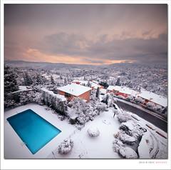 Under the Snow (French Riviera) - Vertorama | by Eric Rousset
