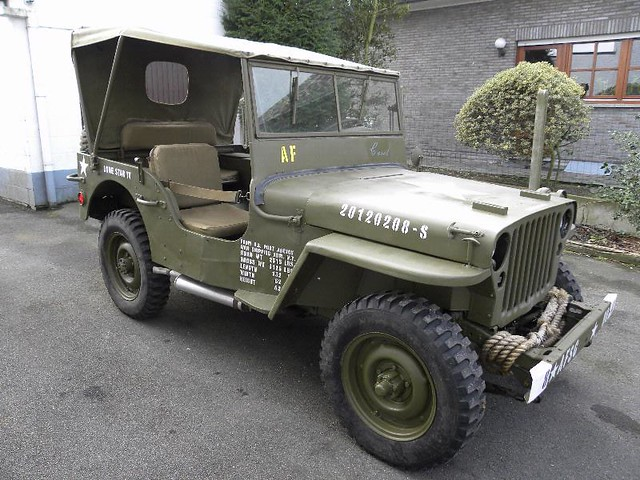 Willys Mb 1943 Jeep Kapaza Willem S Knol Flickr
