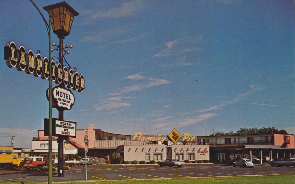 Lamplighter Motor Hotel - Springfield, Missouri