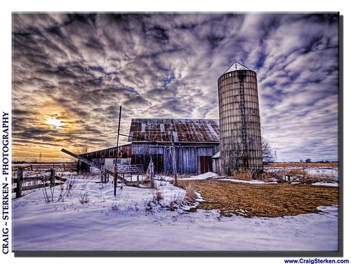 Winter Barn | by Craig - S