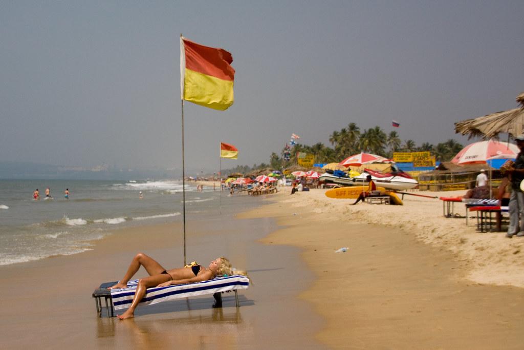 Colva Beach Resort Contact Number