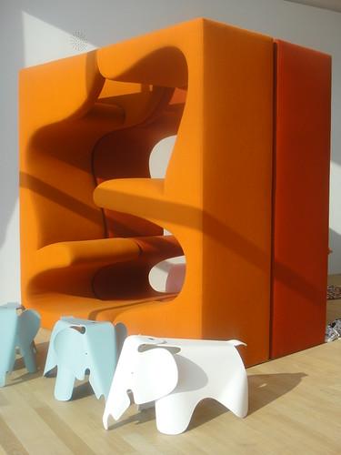 VitraHaus: Living Tower; Verner Panton, 1969   ...at the Vit…   Flickr