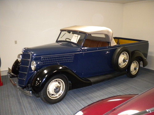 1935 Ford Ute Roadster | by firstyearta