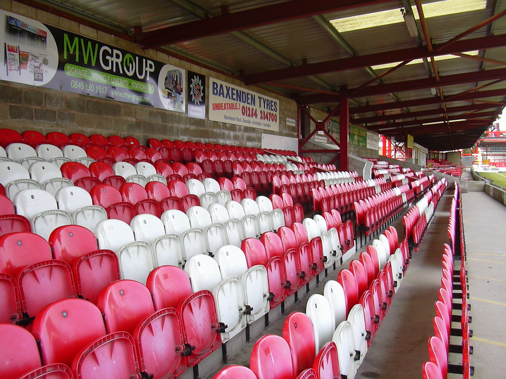 Accrington Stanley Football Club Function Room