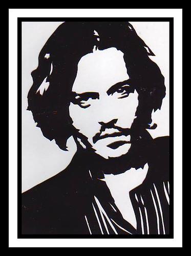 JOHNNY DEPP   Jack Sparrow, Ichabod Crane, Edward Scissorhan ...