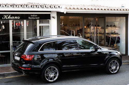 audi q7 4 2 tdi yanfuano flickr. Black Bedroom Furniture Sets. Home Design Ideas